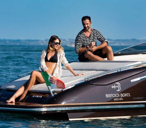 Escursioni in barca sul lago di Garda