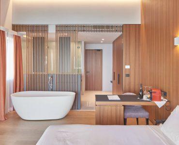 hotel ocelle sirmione stanza junior suite wellness