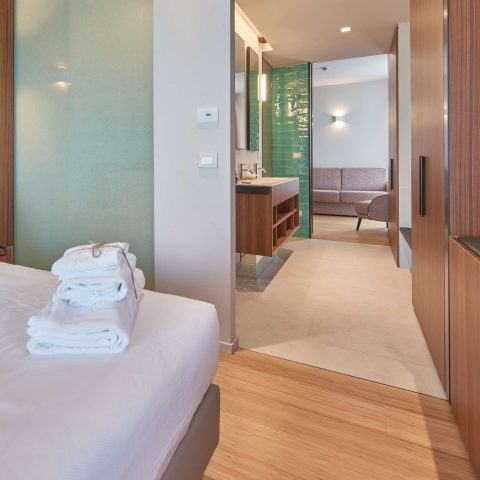 Junior Suite Fronte Lago