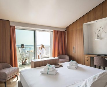 suite executive Hotel Ocelle Sirmione lago di Garda
