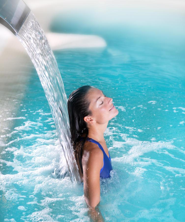 sirmione piscina termale