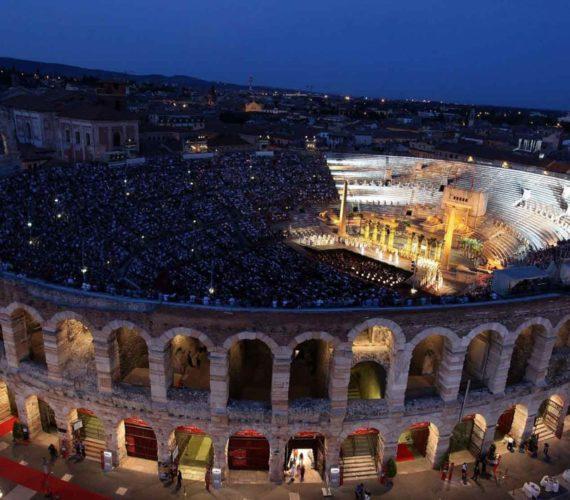 Offerta Opera per l'Arena di Verona