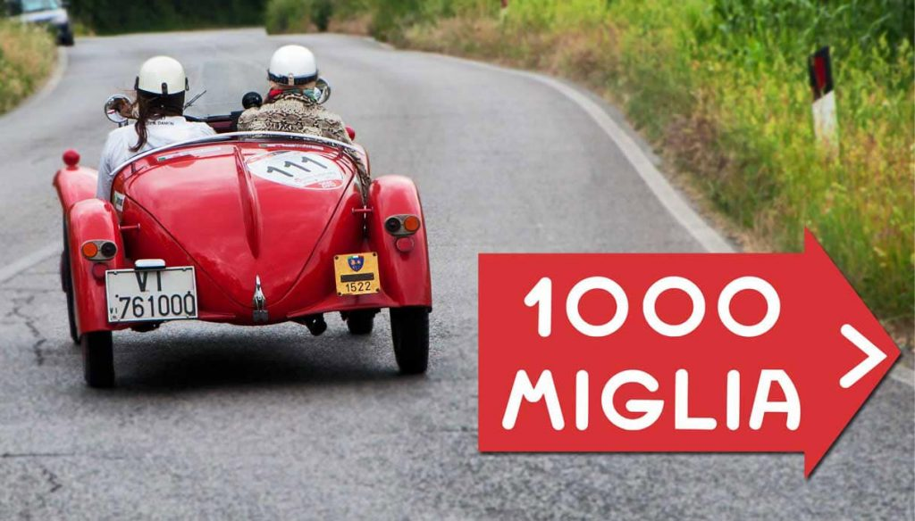 1000 miglia a Sirmione hotel