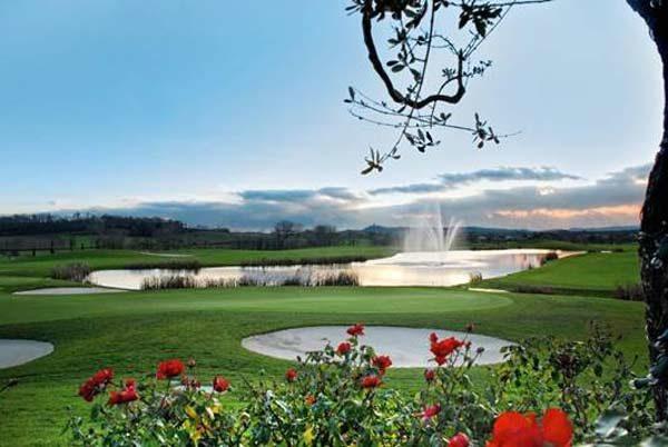 golf lago di garda