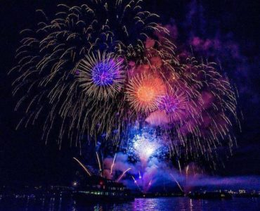 New Year's Eve 2020 Lake Garda