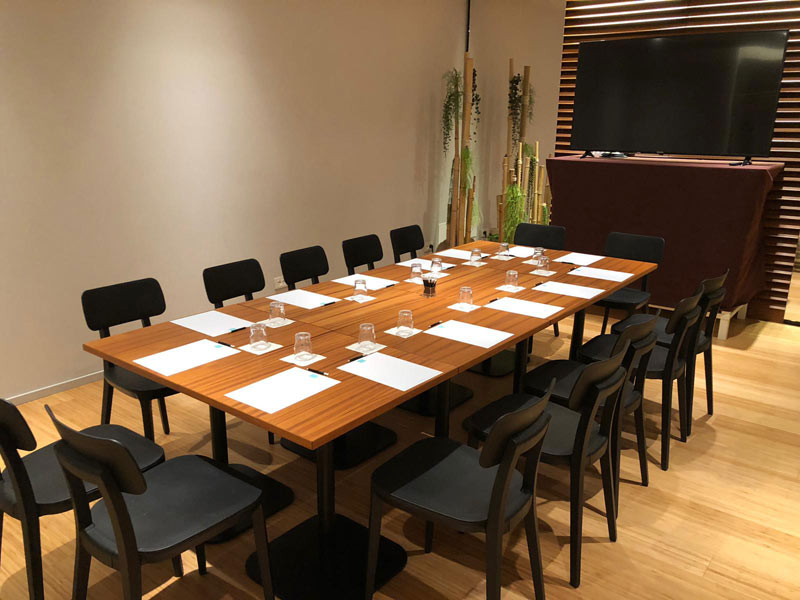 sala meeting hotel ocelle sirmione
