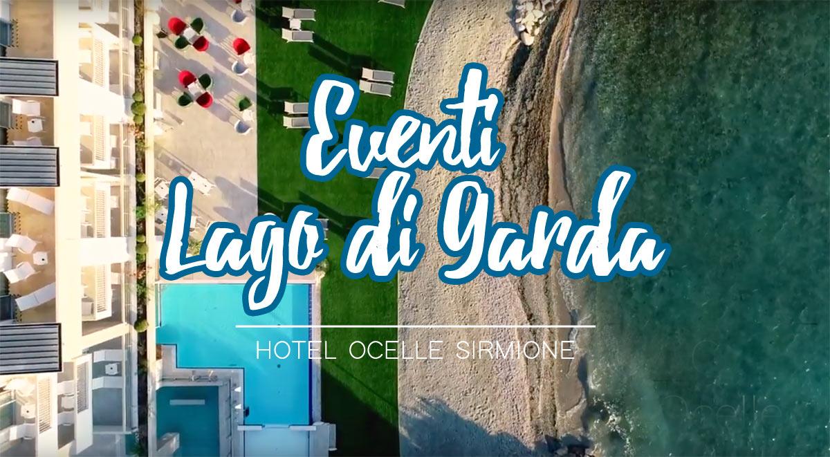 Hotel Ocelle eventi lago di garda