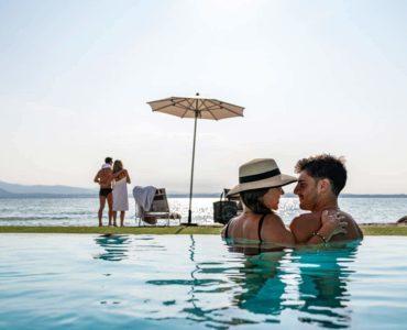 Perché scegliere un boutique hotel 4 stelle S a Sirmione direttamente sul lago di Garda?