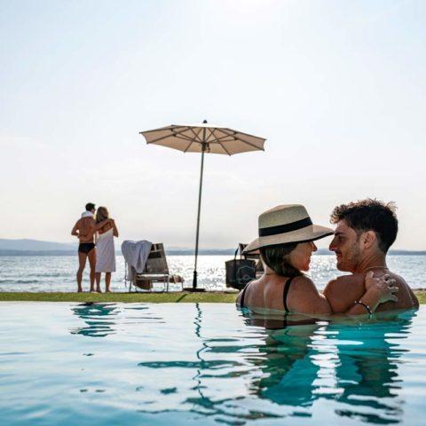 Hotel con spa per adulti pensato per garantire un relax davvero esclusivo