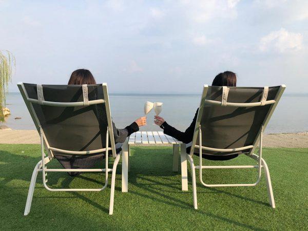 pacchetto amiche hotel sirmione lago di garda
