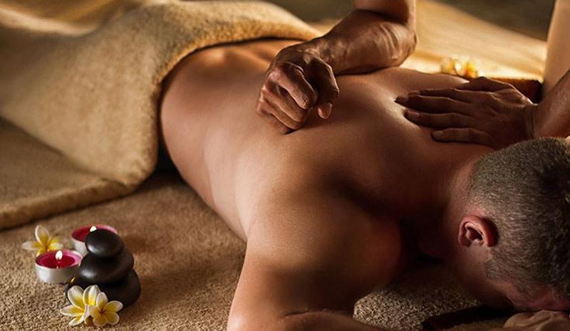trattamento spa rituale uomo