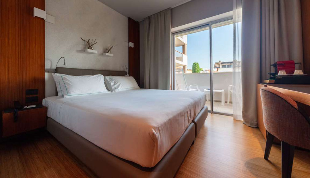 family room Hotel Ocelle Sirmione