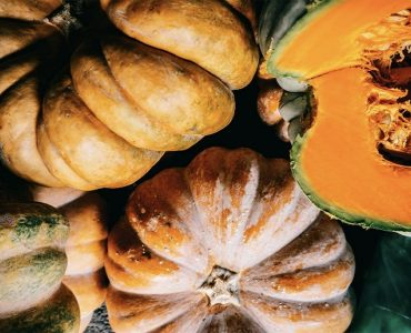 Autumn: the first cold and the month of the Pumpkin